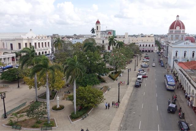28.01.2016 Cienfuegos bei Tageslicht und die Fahrt nach Trinidad