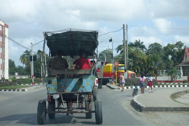 29.01.2016 Tag 2 Trinidad, Rundfahrt