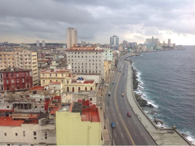 22.01.2016 / Havanna, Tag 1